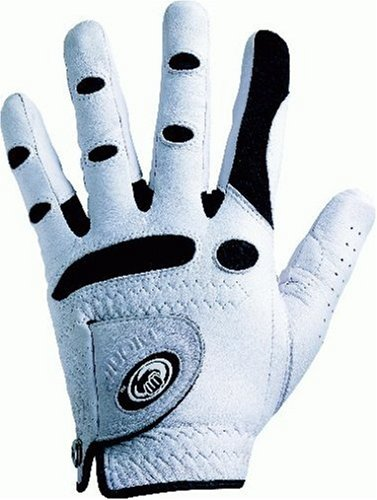 Bionic Gloves –Men's StableGrip Golf Glove W Patented Natural Fit Technology Made from Long Lasting - Durable Genuine Cabretta Leather.