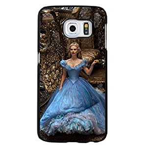 Samsung Galaxy S6 Edge Plus Cell Case Animation Cinderella Protective Phone Case Attractive Style Protective Cover Case
