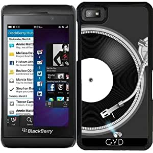 Funda para Blackberry Z10 - Tocadiscos by AnishaCreations