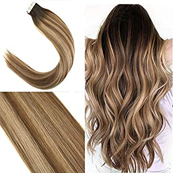 Youngsee 24inch Remy Straight Hair Extensions