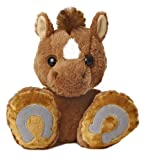 """Trots Horse Taddle Toes 10"""" Stuffed Animal"""