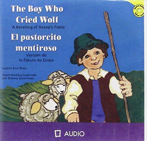 El pastorcito ventiroso: Version de la fabula de esopo (Read-It! Readers: Folk Tales Yellow Level) (Spanish and English Edition)