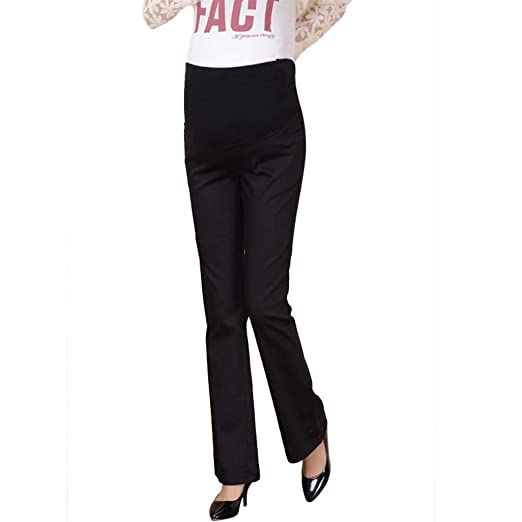 UFODB - Pantalones de chándal para mujer, talla M-4XL, cintura ...