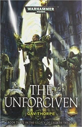 The Unforgiven (Legacy of Caliban 3)