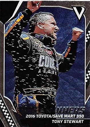 Amazon.com  2018 Panini Victory Lane Racing  52 Tony Stewart Code 3  Associates Stewart-Haas Racing Chevrolet Past Winner  Collectibles   Fine  Art 4c0024bb52a4