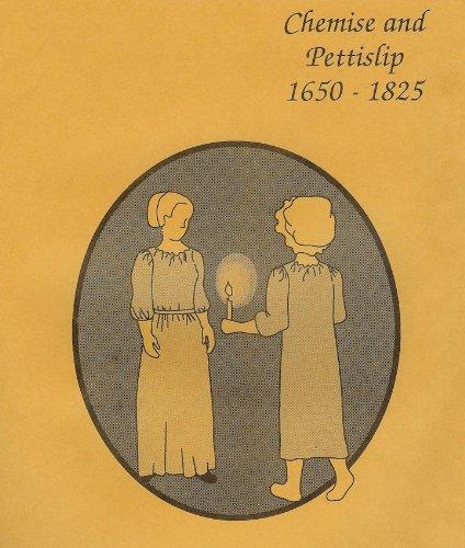 1650 - 1825 Chemise & Pettislip Pattern