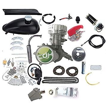 CDHpower Kit de Motor de Bicicleta motorizado de 2 Tiempos, Super ...