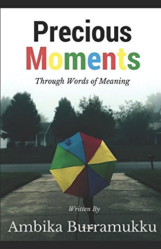 Precious Moments: Through Words of Meaning - Book 1