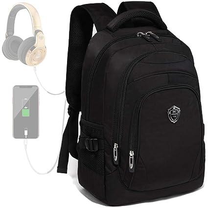 95ac3b2acb6 Amazon.com  HWX USB Charging Port Anti-Theft Backpack