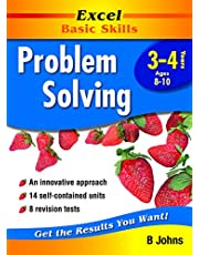 Excel Basic Skills Workbook: Problem Solving Years 3-4