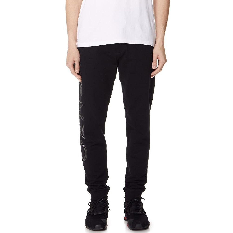 (ケンゾー) KENZO メンズ ボトムスパンツ スウェットジャージ Logo Sweatpants [並行輸入品] B07FNNPSWX M
