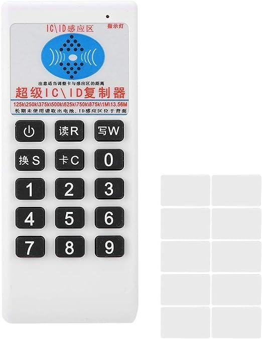 Handheld Multifrequenz Kartenleser Multifrequenz 125 250 375 500