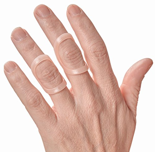 3 Point Products Oval-8 Finger Splint, Combo Pack, Sizes 6 to 10, 0.6 Ounce