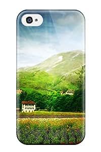 Rolando Sawyer Johnson's Shop New Style 8759068K66240202 Hot Design Premium Tpu Case Cover Iphone 4/4s Protection Case(panoramic)
