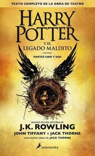 Harry Potter y el legado maldito por solo 18,05€
