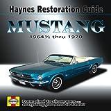 Mustang, 1964 1/2 Thru 1970, Jay Storer, 1563929570