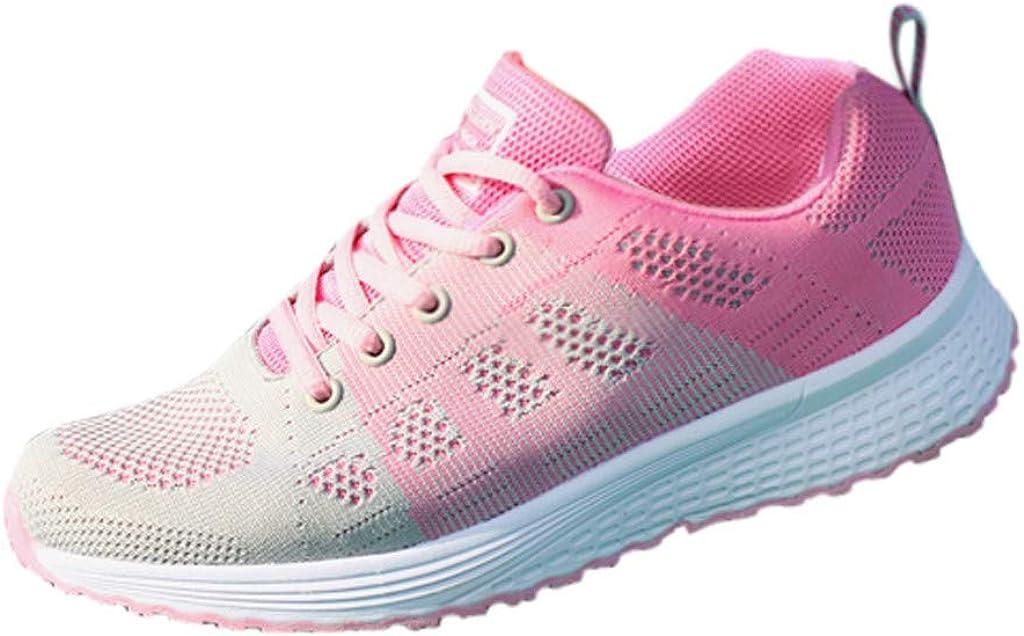 manadlian Chaussures de Sport pour Enfants Sneakers pour Fille Garçon Fitness Chaussures de Plein air Multisports Femmes Bottes Running Jogging Sneakers Plateforme Gris