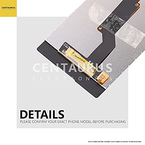 Amazon.com: LCD Touch For Sony Xperia XA1 G3121 G3123 G3112 G3116/SM11 5.0