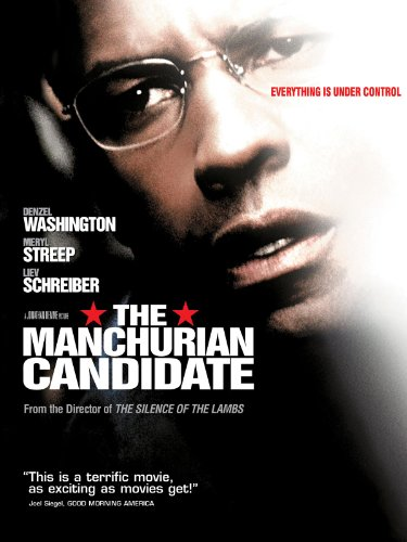 DVD : The Manchurian Candidate