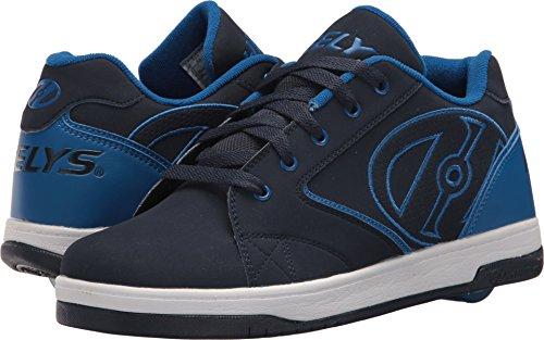 Heelys Mens Propel 2.0 Fashion Sneaker Marine / Blauw / Wit
