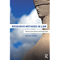 Research Methods in Law (English Edition)