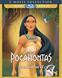 Pocahontas / Pocahontas II: Journey to a New World : 2-Movie Collection [Blu-ray]