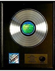 The Beatles 1967-1970 LP Non RIAA Platinum Record Award Apple Records