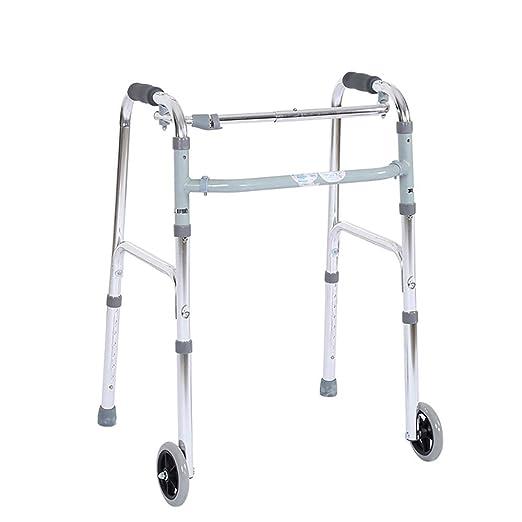 NJSD Mayores Andador con Ruedas, Andador Discapacitado ...