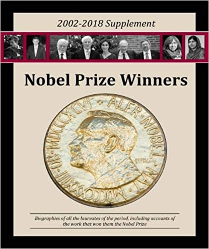 Nobel Prize Winners 2002 2018 9781682178782 Reference Books