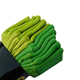 SEUROINT 6 Pairs Pack 100% Cotton Gloves, Soft Garden Gloves, PVC Dots Cotton Work Gloves Sure-Grip Breathable Gardening Gloves