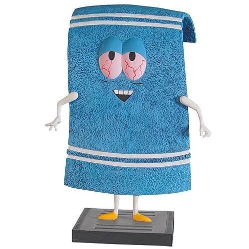 South Park Deluxe Towelie Talking Action Figure (South Park Towelie)