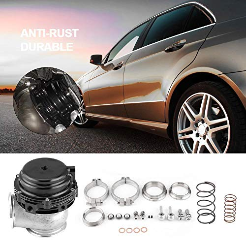 - Universal MVR 44mm Wastegate with V- Band Flanges All Springs Pressure Included