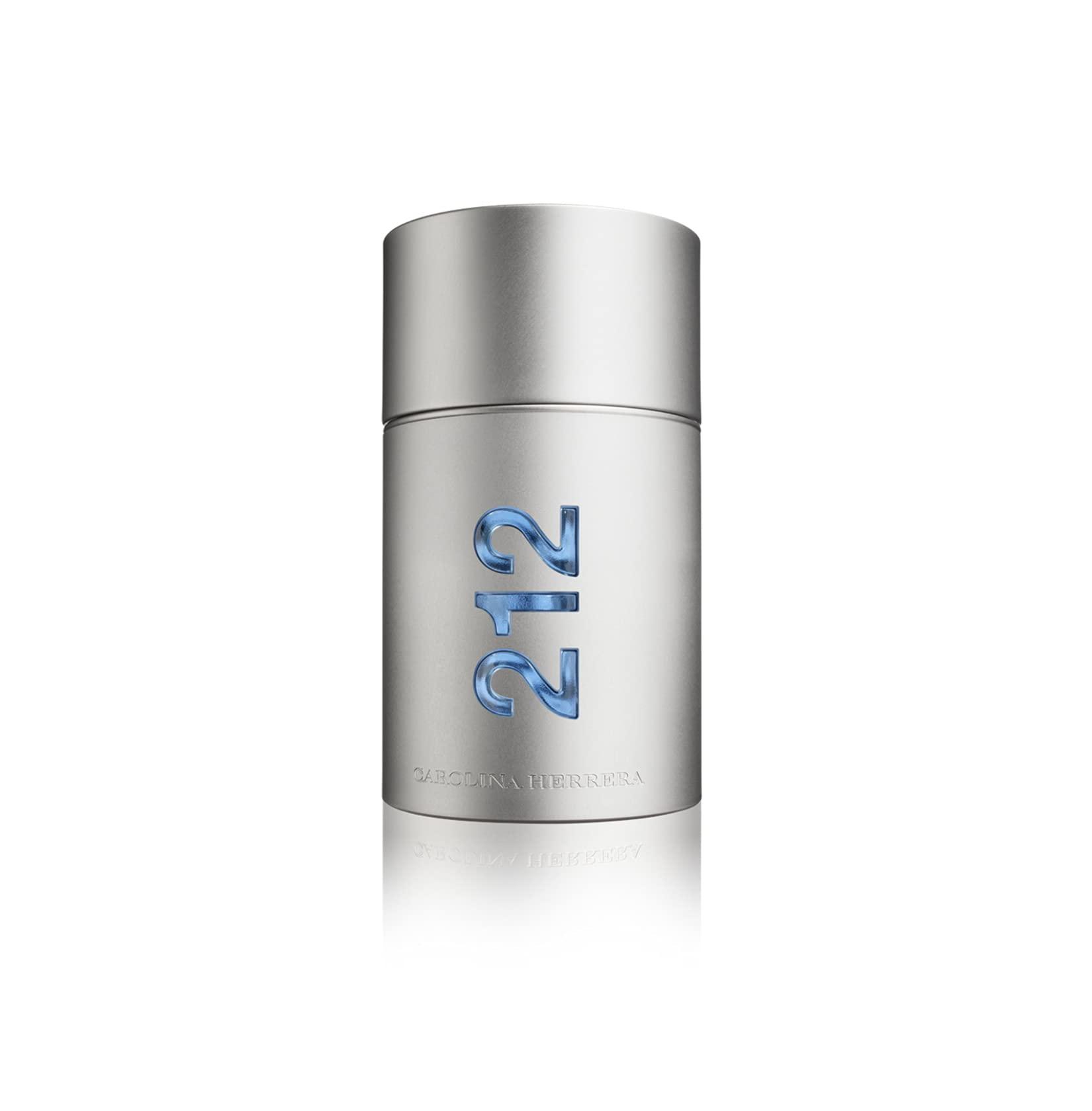 Carolina Herrera 212 Men Eau de Toilette Spray For Him, 50 ml