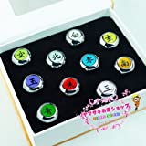 Ten cosplay accessory, wind instrument NARUTO Naruto Akatsuki ring all (japan import)