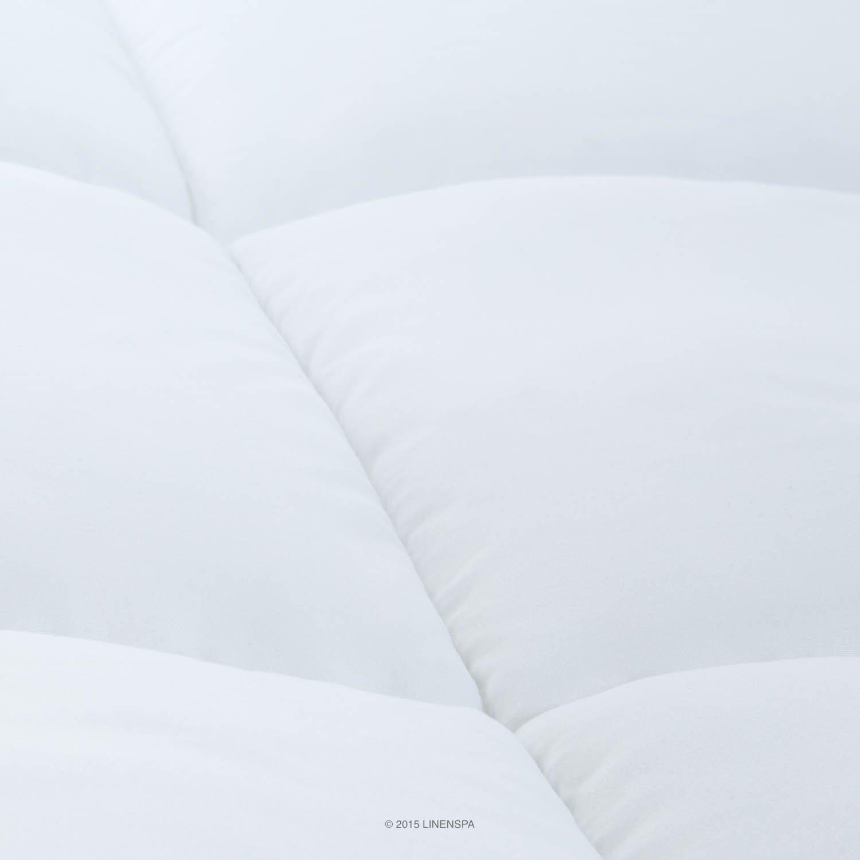 Linenspa All Season White Down Alternative Quilted