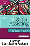 img - for Essentials of Dental Assisting - Text and Workbook Package, 6e book / textbook / text book