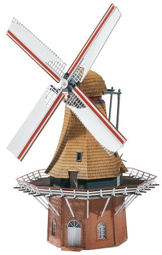 FALLER 130383 - Windmühle mit Motor