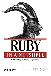 Ruby in a Nutshell: A Desktop Quick Reference (In a Nutshell (O'Reilly))