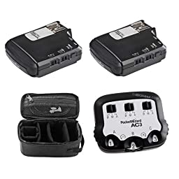 PocketWizard TTL Wireless Radio System for Nikon Camera
