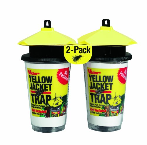 Victor Poison Free M367 Disposable Yellow