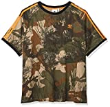 adidas Originals mens Camo Tee