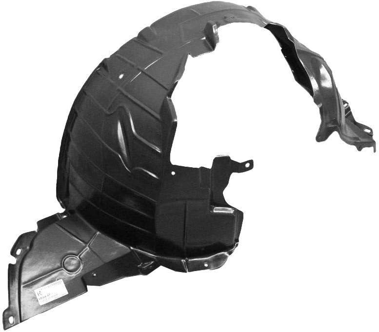 Splash Shield For 2007-2012 Nissan Versa Front Driver Side