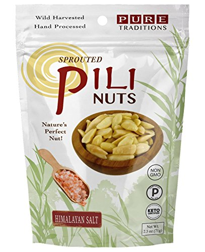 Sprouted Pili Himalayan Certified Paleo