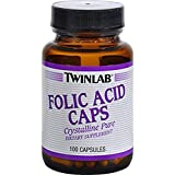 Cheap Folic Acid 800mcg Twinlab, Inc 100 Caps