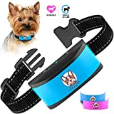 Anti Bark Collar for Small Dogs - Rechargeable Small Dog Barking Collar - Smallest & Most Humane No Bark Collar