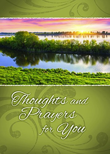 12 Boxed Thinking of You Greeting Cards - Across the Miles - KJV Scripture Included in Each Card! Bulk Thinking of You Cards & 12 Envelopes Boxed Cards Beautiful Landscape Photography Photo #2
