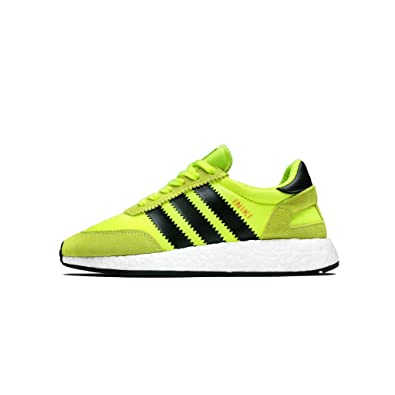 Amazon.com | Adidas Iniki Runner Mens Shoes Solar Yellow/Core Black/White  bb2094 | Road Running