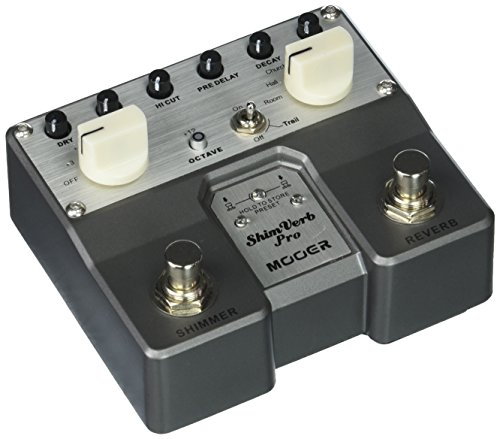 MOOER SHIMVERB PRO TWIN PEDAL by MOOER