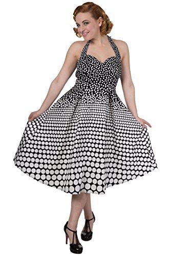 Pois Senza A Dancing DaysVestito Crema Donna Maniche kwP8n0O