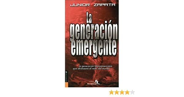Generación Emergente (Especialidades Juveniles) (Spanish Edition) - Kindle edition by Junior Zapata. Religion & Spirituality Kindle eBooks @ Amazon.com.